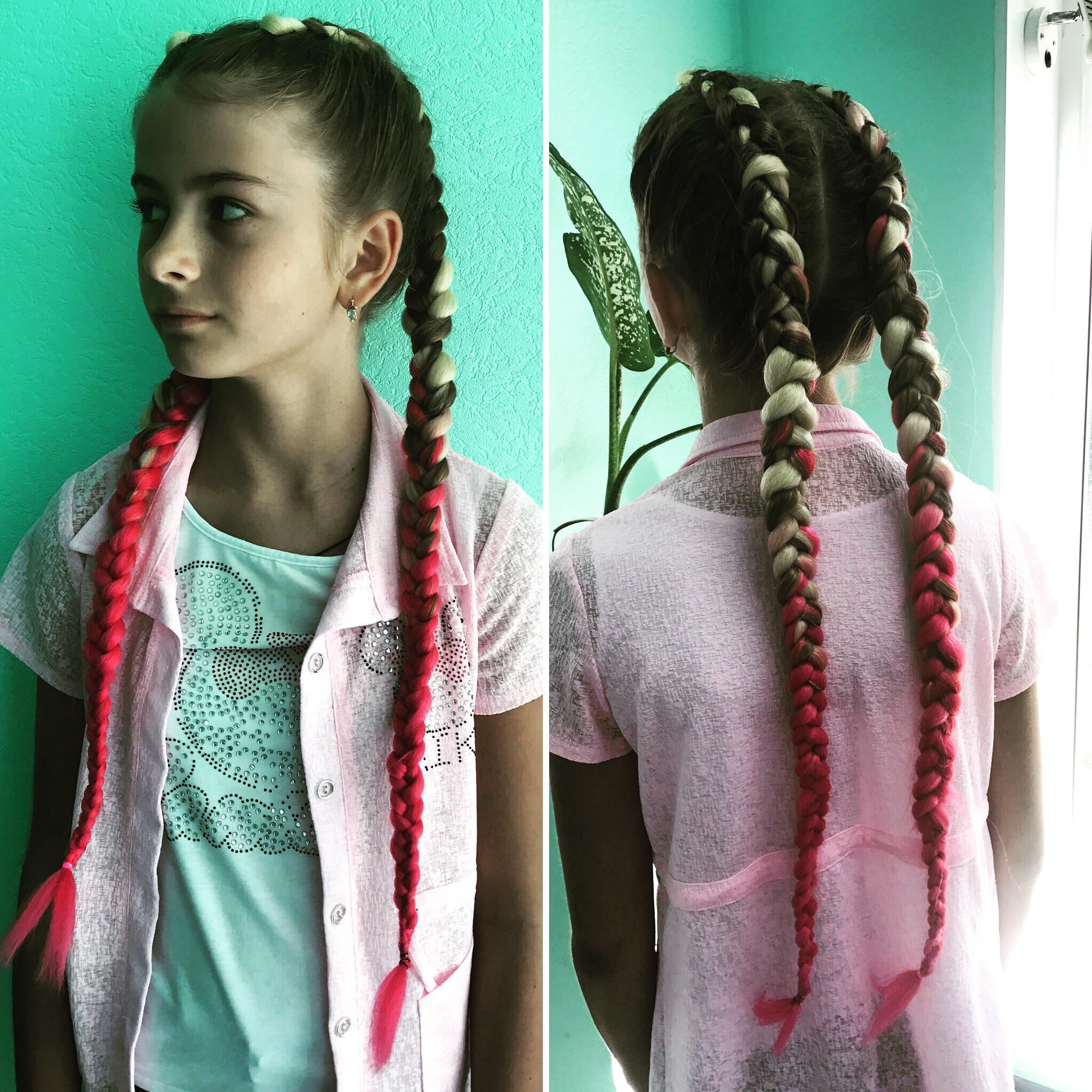 Салон-красоты Солео. Плетение кос